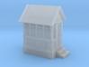 CPR John Street Gatehouse - N (1:160) Scale 3d printed