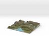 Terrafab generated model Fri Jan 03 2014 09:40:16  3d printed
