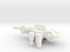 Kickback Gun 3d printed