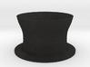 top hat  vase 4 3d printed