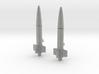 Sunlink - Seeker Missiles x2 3d printed