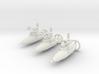 Tumelo Class Torpedo Frigate 3d printed