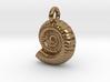 Ammonite Earing/Pendant  3d printed