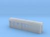 30ft Guards Van, New Zealand, (N Scale, 1:160) 3d printed