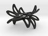Ellipse pendant 3d printed