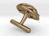 Merged Rings Cufflinks 3d printed