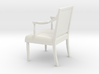 1:24 Sheraton Chair (Not Full Size) 3d printed