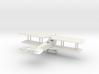 1/144 Albatros C.III 3d printed