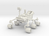 Mars  Rover Big 3d printed
