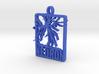 Neuron Pendant 3d printed