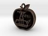 Slice of Big Apple with Roosevelt Island Tram 3d printed