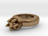 tiger woman Ring 20x20mm More Printable For precio 3d printed
