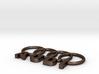 Audi Key chain 3d printed