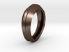 Eight Ellipses Ring 3d printed