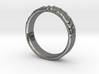 Ring Band - Knobbly 3d printed