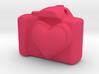 Love Camera 3d printed