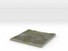 Terrafab generated model Wed Feb 19 2014 12:00:23  3d printed