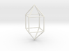 ElongatedSquareDipyramid 70mm 3d printed