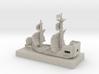Pirate Ship 3d printed
