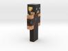 6cm | klaklapoo 3d printed