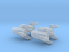 Gemonon Traveler Four Pack - Scaled Down 3d printed