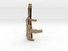 MP7 MONEY/TIE CLIP 3d printed