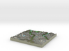 Terrafab generated model Thu Feb 27 2014 23:44:42  3d printed