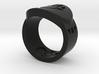 Death FF Ring Sz 7 3d printed