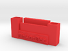 makerbot iphone speaker and pen holder 3d printed