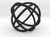 torus sphere 3d printed