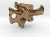 Vertebra #8 25mm with 3mm Hole  3d printed