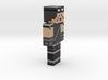 6cm | JacksMinecraft 3d printed
