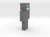 6cm | SwordMasterA 3d printed