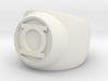 Green Lantern Ring- Size 6 3d printed