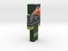 6cm | dinofungus 3d printed
