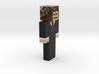 6cm | iAfro 3d printed