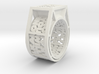 LIVERPOOL FC fan ring - size U 3d printed