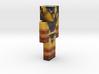 6cm | Lacaille 3d printed