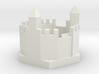 Castle 90mm rev1 3d printed