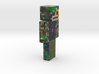 6cm | TheBookGolem 3d printed