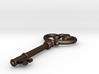 Antique Key Pendant 3d printed