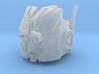 MiniBot - Psychiatrist Upgrade Head 3d printed