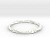 Sine Bar Mobius Bracelet 3d printed