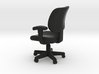 1:48 Office Chair (Not Full Size) 3d printed