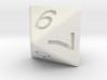 D8 pendant 3d printed