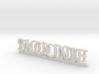 SkoonieDotCom Key Fob 3d printed