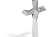 CrossWF002-shapewais-01 3d printed