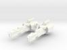 TF: Prime deluxe RID Arcee Blasters 3d printed