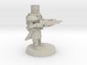 Space Cossack Trooper 3d printed