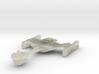 Starbarian C3 Assassin Class Cruiser 3d printed